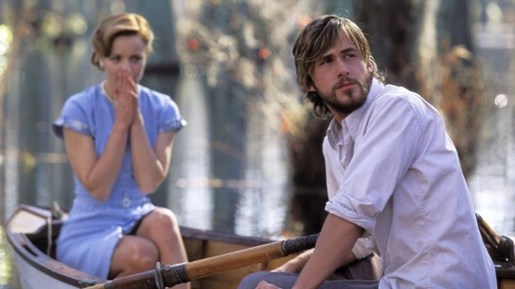 Five things you didn't know about The Notebook