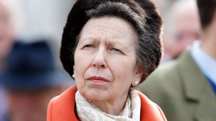 Princess Anne: Harry and Meghan were right to quit royal duties