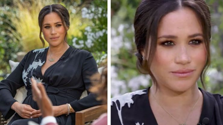 """WATCH: Meghan says """"a lot has been lost already"""" in new Oprah teaser clip"""