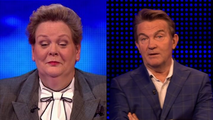 Anne Hegerty responds to rumours Philip Schofield is replacing Bradley Walsh on The Chase