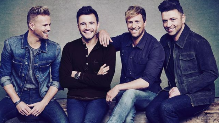 Westlife announce new album and extra concert date