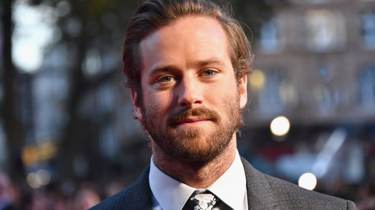 Actor Armie Hammer accused of sexually assaulting woman
