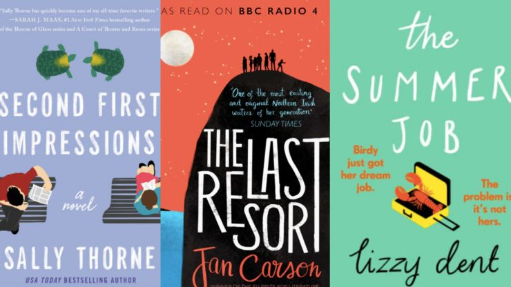 5 new books released this April we're dying to tuck into