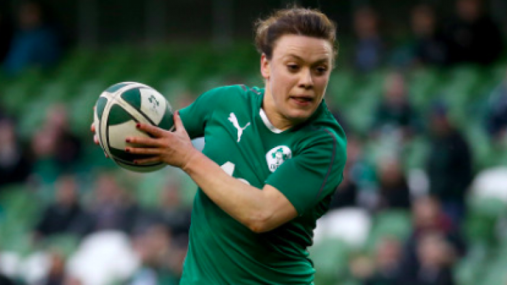 """""""I didn't know the rules of the game"""" Lynne Cantwell on the importance of coaching in Irish rugby"""