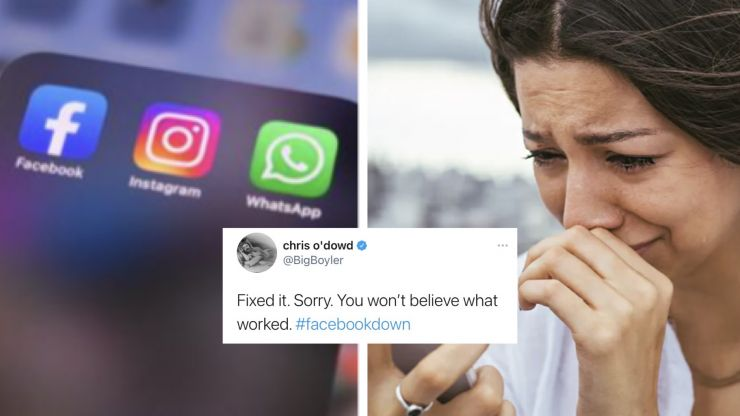 9 of the best memes from when Instagram and WhatsApp were down