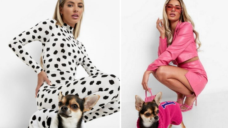 You can now get matching Halloween costumes for you and your dog