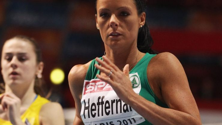 "Marian Heffernan: ""There's always been so much talent coming through Ireland"""