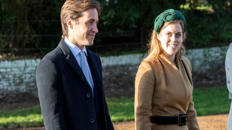 Princess Beatrice reveals the stunning name of her baby girl