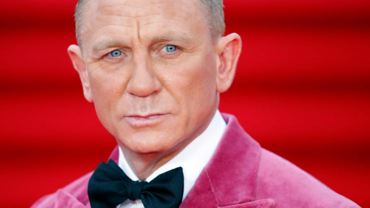 Daniel Craig to get his own star on the Hollywood Walk of Fame