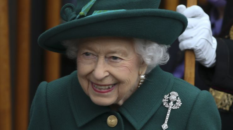 You can now get a chance to smell The Queen