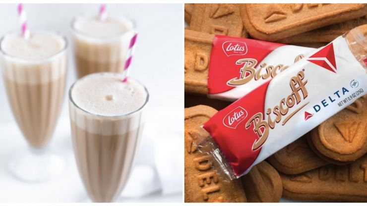 This boozy Biscoff milkshake might just be our new favourite guilty pleasure