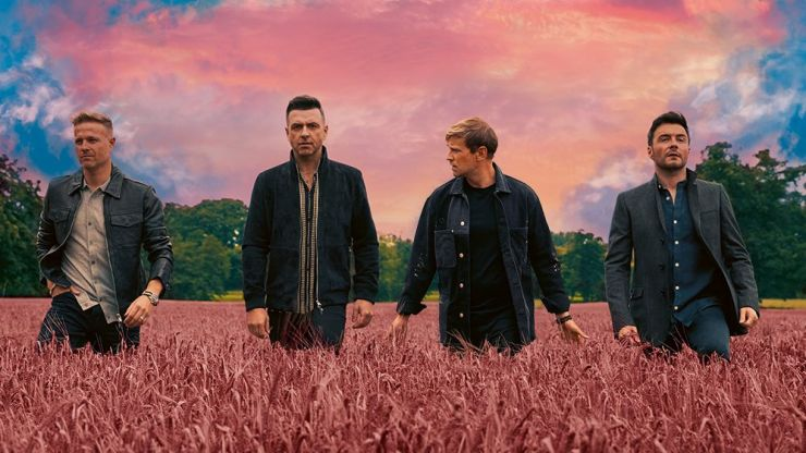 Westlife's brand new single is finally here and fans are going wild