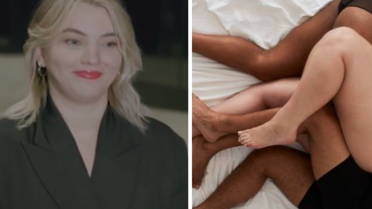 Channel 4 viewers not able for documentary about threesomes