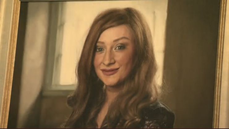 Portrait of HPV vaccine campaigner Laura Brennan unveiled at Royal College of Physicians