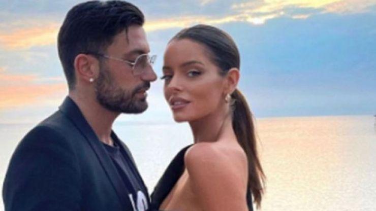 Giovanni Pernice confirms Maura Higgins split