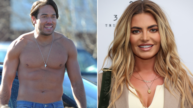 James Lock confirms relationship with Love Island's Megan Barton Hanson