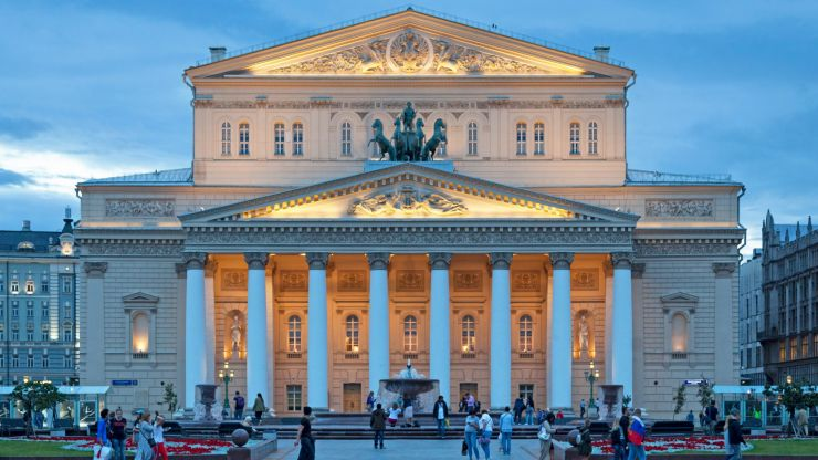 Actor killed on stage during Bolshoi performance in Russia
