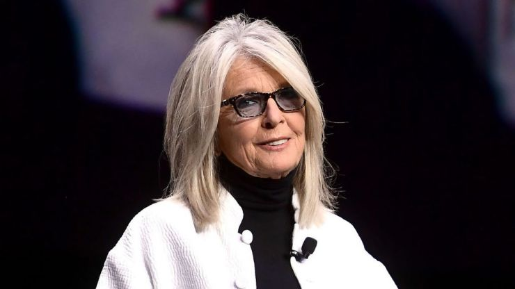 """WATCH: Irish toddler called a """"young Reese Witherspoon"""" by Diane Keaton"""