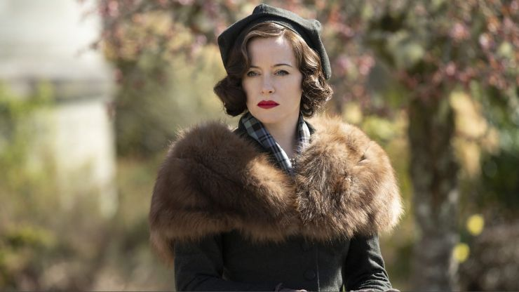 New period drama A Very British Scandal starring Claire Foy is coming to TV soon