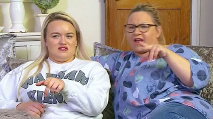 Gogglebox's Paige Deville never wants to speak to mum again after quitting show