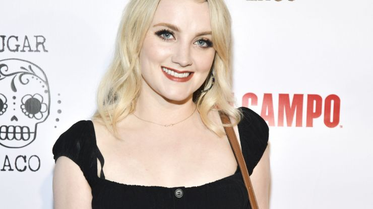 Evanna Lynch opens up about her eating disorder in new memoir