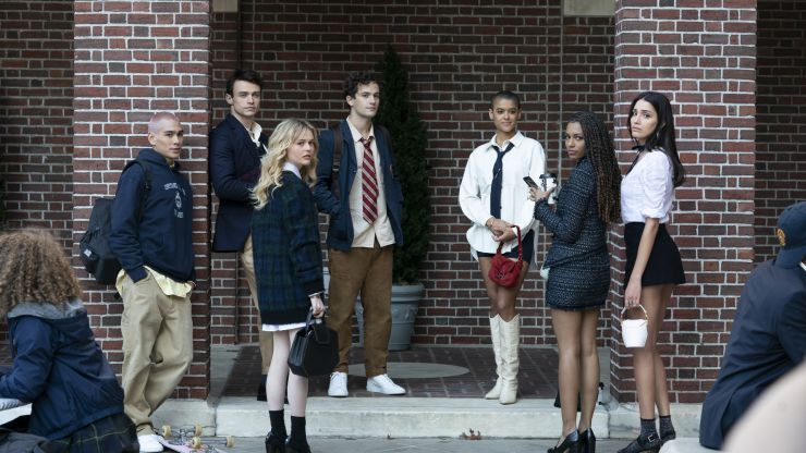 5 thoughts I had while watching the new Gossip Girl