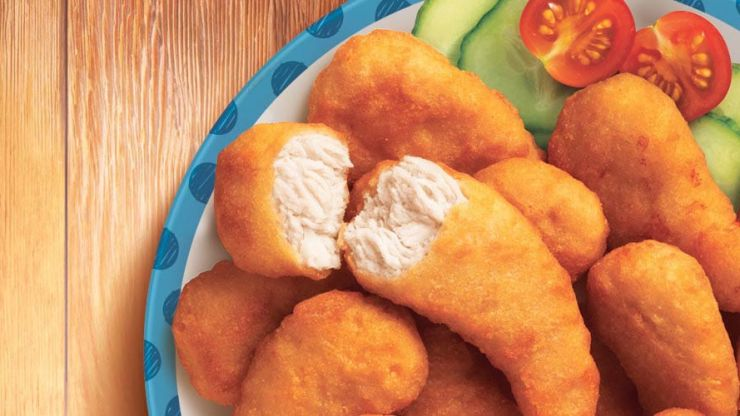 You can now get paid to eat chicken dippers
