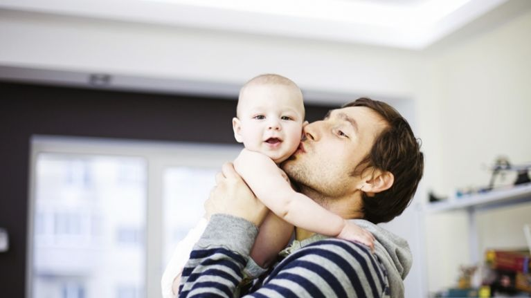 Does your baby look like their dad? Science says it could have health benefits