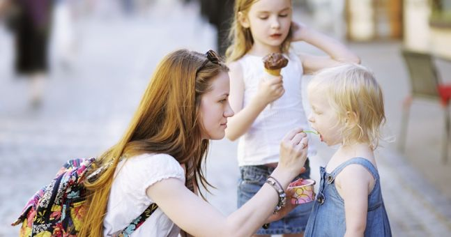 Office Mum Andrea Mara on choosing the right childcare to suit your needs