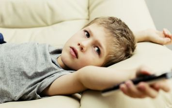 Why this mum has banned her sons from watching telly