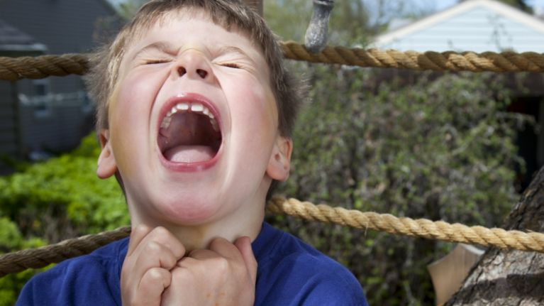 The very simple tantrum taming hack that will actually calm your child down