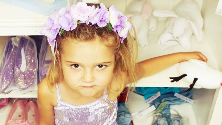 Why pampering your child is setting them up for failure