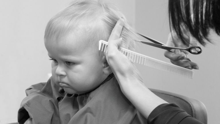 The anti-climax of the first haircut: Cathy Clarke tells all