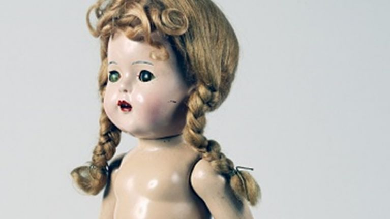 If you thought Reborn dolls were 'too real' check out this Victorian crawling doll