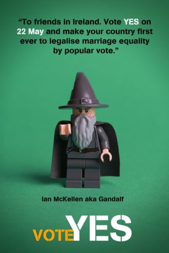 Finally, if Gandalf says it, it shall be so.