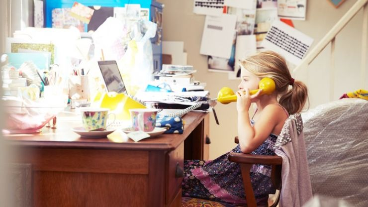 Why is 'bring your child to work day' not a bigger thing in Ireland