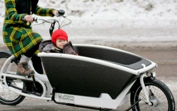 Freewheeling Families: 10 reasons to ditch the car and love your cargo bike