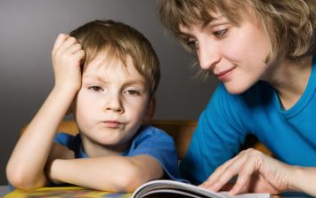 The plague of homework: Our Office Mum diarist on the tedious task