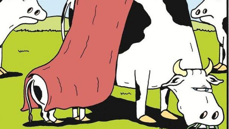 #WorldBreastFeedingWeek: 10 funny and honest breastfeeding cartoons