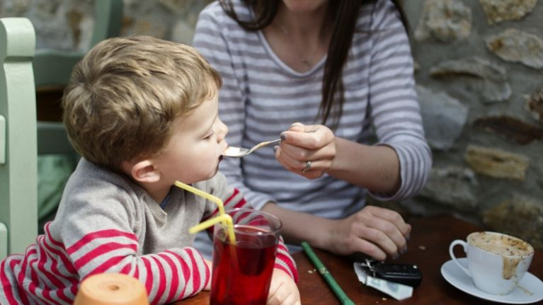 Andrea Mara: Why I bring my kids to restaurants (despite the dramas!)