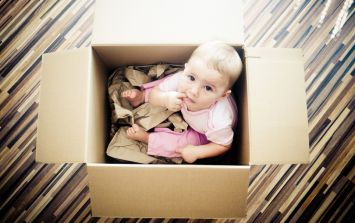 Boxes, spatulas and the other unusual items your kids love