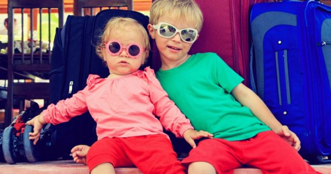 Travelling Abroad With Kids: It's Easy, Right?