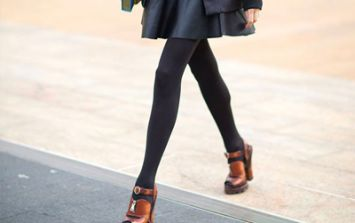 This is the simple reason why you NEED to put your tights in your freezer