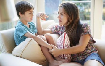 Kids learn what they live: disciplining without punishment