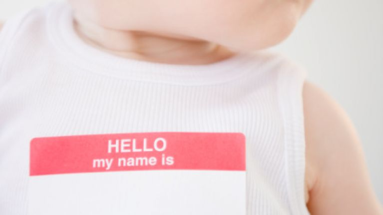 Apparently, these are the 20 'happiest' baby names ever
