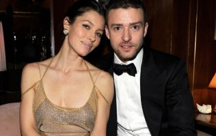 Justin Timberlake and Jessica Biel had the cutest family Halloween costume