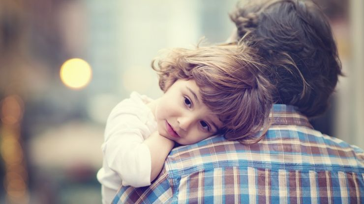 How to manage separation anxiety when it's time to leave them in childcare