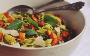 Sow & Grow: Lilly Higgins' super Squash with Sage Pesto
