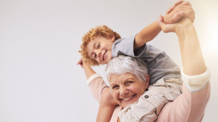 6 of the best kept secrets to parenting from the older generation