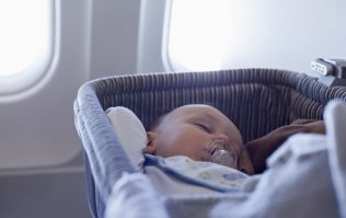 French airline makes family travel easier by launching lie-flat beds for children